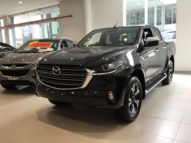Used Mazda BT-50 TFS40J GT Alexandria, 2020 Mazda BT-50 TFS40J GT Gun Blue 6 Speed Sports Automatic Utility