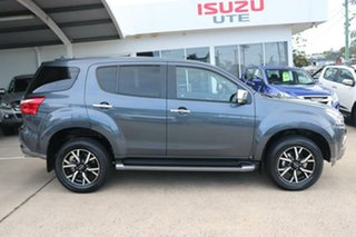 2019 Isuzu MU-X MY19 LS-U Rev-Tronic 4x2 Obsidian Grey 6 Speed Sports Automatic Wagon.