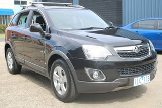 2011 Holden Captiva CG Series II 5 (4x4) 6 Speed Automatic Wagon.