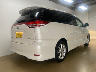 2007 Toyota Estima White 6 Speed Automatic Van