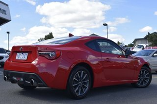 2018 Toyota 86 ZN6 GT Red/Black 6 Speed Manual Coupe.