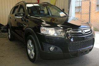 2012 Holden Captiva CG Series II 7 CX (4x4) 6 Speed Automatic Wagon.