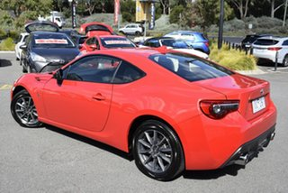 2018 Toyota 86 ZN6 GT Red/Black 6 Speed Manual Coupe