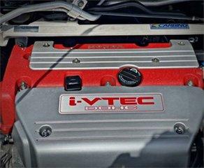2005 Honda Accord Euro CL R Black Manual Sedan