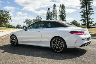 2020 Mercedes-Benz C-Class A205 800+050MY C300 9G-Tronic Polar White 9 Speed Sports Automatic
