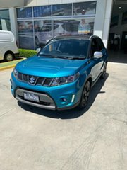 2016 Suzuki Vitara LY S Turbo 2WD Blue 6 Speed Sports Automatic Wagon.