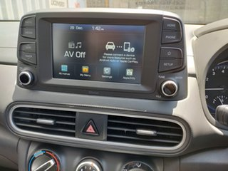 2017 Hyundai Kona OS MY18 Active 2WD 6 Speed Sports Automatic Wagon