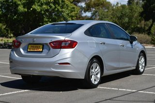 2017 Holden Astra BL MY17 LS Silver 6 Speed Sports Automatic Sedan