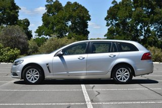2015 Holden Commodore VF II MY16 Evoke Sportwagon Silver 6 Speed Sports Automatic Wagon