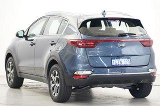 2020 Kia Sportage QL MY20 S 2WD Mercury Blue 6 Speed Sports Automatic Wagon