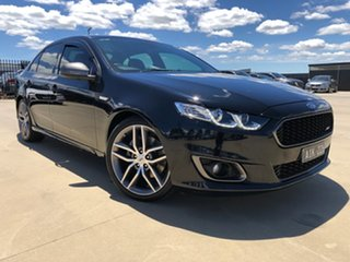 2015 Ford Falcon FG X XR6 Turbo Silhouette 6 Speed Sports Automatic Sedan.