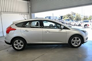 2014 Ford Focus LW MkII Trend Silver 5 Speed Manual Hatchback