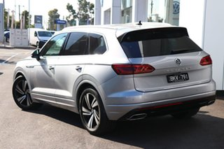 2019 Volkswagen Touareg CR MY20 190TDI Tiptronic 4MOTION Premium Silver 8 Speed Sports Automatic.
