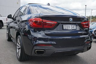 2015 BMW X6 F16 xDrive50i Coupe Steptronic Black 8 Speed Sports Automatic Wagon