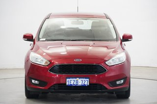 2016 Ford Focus LZ Trend Red Candy 6 Speed Automatic Hatchback