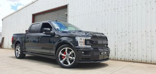 2018 Ford F150 (No Series) Lariat Black Automatic Utility.