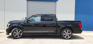 2018 Ford F150 (No Series) Lariat Black Automatic Utility