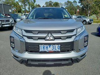 2019 Mitsubishi ASX XD MY20 LS 2WD Billet Silver 1 Speed Constant Variable Wagon