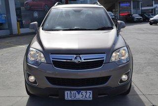 2013 Holden Captiva CG MY13 5 LTZ Bronze 6 Speed Sports Automatic Wagon.