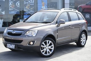 2013 Holden Captiva CG MY13 5 LTZ Bronze 6 Speed Sports Automatic Wagon.