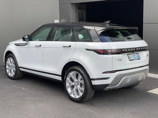 2020 Land Rover Range Rover Evoque L551 MY20.5 SE White 9 Speed Sports Automatic Wagon