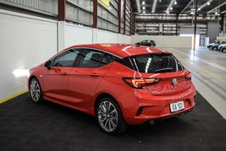 2017 Holden Astra BK MY17 RS-V Red/Black 6 Speed Sports Automatic Hatchback