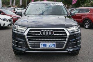 2017 Audi Q7 4M MY17 TDI Tiptronic Quattro Grey 8 Speed Sports Automatic Wagon.