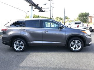 2016 Toyota Kluger GSU55R Grande AWD Grey 8 Speed Sports Automatic Wagon.