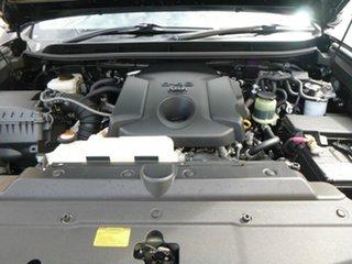 2015 Toyota Landcruiser Prado GDJ150R GXL Black 6 Speed Sports Automatic Wagon