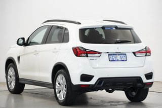 2019 Mitsubishi ASX XD MY20 LS 2WD White 1 Speed Constant Variable Wagon