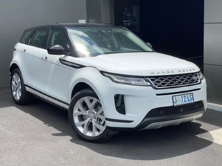 2020 Land Rover Range Rover Evoque L551 MY20.5 SE White 9 Speed Sports Automatic Wagon.