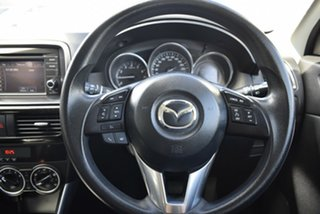 2012 Mazda CX-5 KE1071 Maxx SKYACTIV-Drive White 6 Speed Sports Automatic Wagon