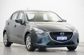 2015 Mazda 2 DJ2HAA Neo SKYACTIV-Drive Grey 6 Speed Sports Automatic Hatchback