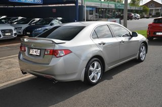 2009 Honda Accord 10 Euro Grey 5 Speed Automatic Sedan