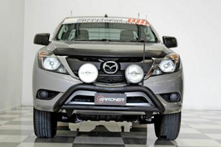 2015 Mazda BT-50 MY16 XT Hi-Rider (4x2) Grey 6 Speed Automatic Freestyle Cab Chassis