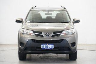 2015 Toyota RAV4 ZSA42R MY14 GX 2WD Bronze 7 Speed Constant Variable Wagon.
