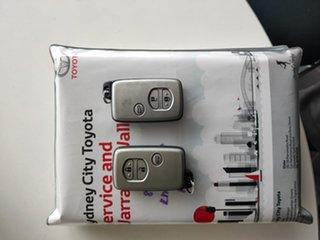 Toyota Landcruiser Prado Altitude White Sports Automatic Wagon