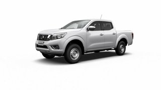 2020 Nissan Navara D23 S4 MY20 RX Polar White 7 Speed Sports Automatic Utility