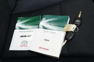 2015 Toyota RAV4 ZSA42R MY14 GX 2WD Bronze 7 Speed Constant Variable Wagon