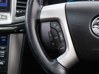 2012 Holden Captiva CG Series II 7 LX (4x4) Grey 6 Speed Automatic Wagon