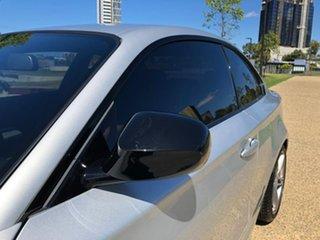2013 BMW 1 Series E82 LCI MY1112 125i Steptronic Silver 6 Speed Sports Automatic Coupe