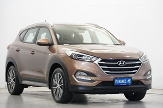 2017 Hyundai Tucson TL MY17 Active X 2WD Gold 6 Speed Sports Automatic Wagon.