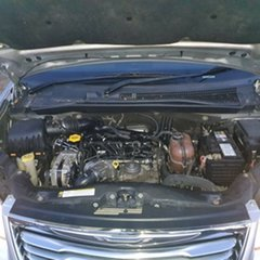2011 Chrysler Grand Voyager RT 5th Gen MY11 Limited Silver 6 Speed Automatic Wagon