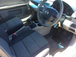 2004 Mazda 2 DY Maxx Blue 5 Speed Manual Hatchback