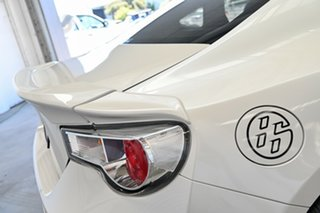 2015 Toyota 86 ZN6 Blackline Edition White 6 Speed Manual Coupe