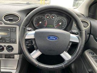 2008 Ford Focus LT LX Ocean Blue 4 Speed Sports Automatic Sedan