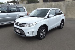 2017 Suzuki Vitara LY RT-S 2WD White 6 Speed Sports Automatic Wagon.