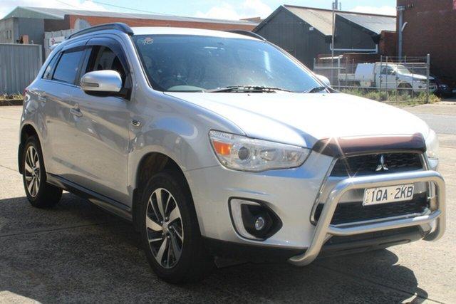 Used Mitsubishi ASX XB MY15 LS (4WD) West Footscray, 2014 Mitsubishi ASX XB MY15 LS (4WD) 6 Speed Automatic Wagon