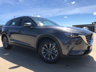 2019 Mazda CX-9 TC Sport SKYACTIV-Drive Machine Grey 6 Speed Sports Automatic Wagon.