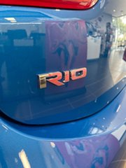 2020 Kia Rio YB MY21 Sport Sporty Blue 6 Speed Automatic Hatchback